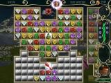 """Jewel Match 3 Windows Level 70. The silver tiles are called """"unpolished"""" in this game."""