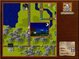 Dr. Drago's Madcap Chase Windows 3.x Manipulating an opponent´s car (German Version).