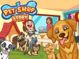 Pet Shop Story iPad Title screen