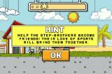 Scribblenauts Remix iPhone The objective of the puzzles are displayed at the beginning of each level. Notice the very vague description which is wide open for a lot of different approaches.
