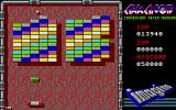 Arkanoid Atari ST Catch the green capsule for sticky paddle