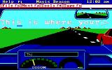 Mavis Beacon Teaches Typing! DOS Arcade Racing... (EGA / Mouse supported version)