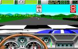 Stunt Driver DOS No Lap / Wrong Way (VGA 256 colors)
