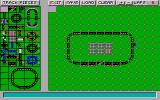 Stunt Driver DOS It Came With a Built in Track Editor (EGA/Tandy 16 colors)