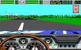 Stunt Driver DOS Wrong Way (EGA/Tandy 16 colors)