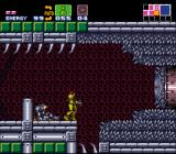 "Super Metroid SNES ""Who killed him?"" you ask? Enter that door and find out!"