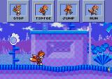 Tails and the Music Maker SEGA Pico Tip-toe to avoid falling coconuts. Winter Stage