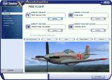 Microsoft Flight Simulator X: Acceleration Windows A race modified North American P-51 Mustang is one of the three new planes installed with the Acceleration package