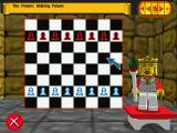 LEGO Chess Windows Tutorials are thorough, and go from the basics to more complicated moves. They are both theoretical and interactive