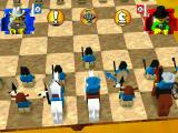 LEGO Chess Windows Every move is animated