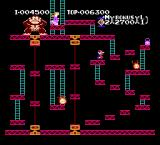 Donkey Kong NES I'm safe... in this moment.