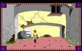 Conquests of Camelot: The Search for the Grail DOS Alley - nice atmosphere!..