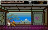 The Karate Kid: Part II - The Computer Game Atari ST Let's fight.