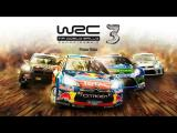 WRC 3: FIA World Rally Championship Windows Title screen