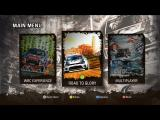 WRC 3: FIA World Rally Championship Windows Main menu