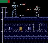RoboCop Versus the Terminator Game Gear Robocop vs baddie