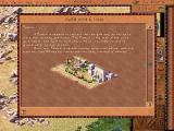 Pharaoh Windows Hypertext-enabled in-game help and tutorials make this game easy to learn