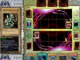 Yu-Gi-Oh! Power of Chaos: Yugi the Destiny Windows Attacking an enemy monster
