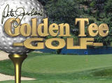 Peter Jacobsen's Golden Tee Golf Windows Title screen