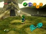The Legend of Zelda: Ocarina of Time Nintendo 64 Living tree - the Deku tree