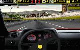 The Need for Speed DOS I see opponent. Faster!