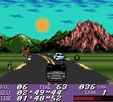 V-Rally Championship Edition Game Boy Color Chase over