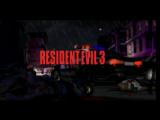 Resident Evil 3: Nemesis PlayStation Beginning of game's introduction scene
