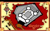 Conquests of Camelot: The Search for the Grail DOS Camelot. You start the game right on this map