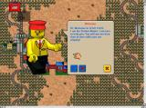 LEGO Loco Windows The game has lots of friendly help screens to help the player get started