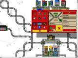 LEGO Loco Windows There are several predesigned layouts. These are acceded via the toybox