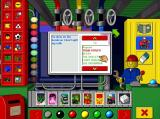 LEGO Loco Windows Postcards can be created and sent to LEGO people within the game as well as to real world players