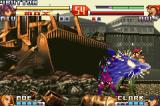 The King of Fighters EX2: Howling Blood Game Boy Advance Dark power