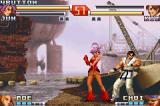 The King of Fighters EX2: Howling Blood Game Boy Advance Come here!