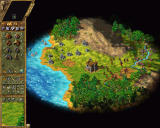 The Settlers: Fourth Edition Windows Single map starts