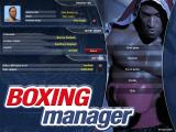 Boxing Manager Windows The game starts with the player setting up their game id. 