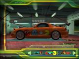 SRS: Street Racing Syndicate Windows Pac-man vynil (unlockable with a cheat code)