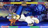 Darkstalkers: The Night Warriors Arcade Of course, the Bigfoot character of the game has to have an attack involving exactly that.