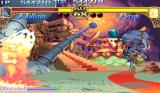 Darkstalkers: The Night Warriors Arcade Here was the werewolf less fortunate, as he was just being roasted by the final boss.