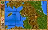Vikings: Fields of Conquest - Kingdoms of England II Amiga During the gameplay
