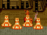 Golden Axe Windows Volcanoes? No, another type of magic