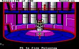 Space Quest: Chapter I - The Sarien Encounter DOS Giving the Star Generator guard a nerve gas surprise