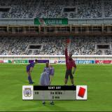 FIFA Soccer 2003 PlayStation A red card has been issued for a bad tackle. Timing, as ever, is everything.  The players will sportingly shake hands before the offender leaves the field, just like real life.