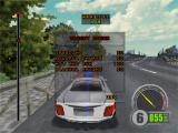 Test Drive 6 PlayStation After busting a racer