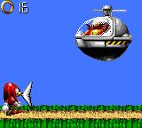Sonic Blast Game Gear Robotnic makes his first appearance