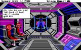 Space Quest III: The Pirates of Pestulon DOS The Guys from Andromeda are discussing the game!