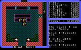 Ultima IV: Quest of the Avatar DOS This is the Empath Abbey. Both its rulers, male and female, look just like you. They don't talk much, either