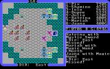 Ultima IV: Quest of the Avatar DOS Uh-oh... this can't be good. Those tough demons cast a spell on me!..