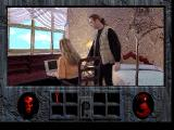 Roberta Williams' Phantasmagoria DOS Every chapter starts with a video sequence. Here, you see real objects...