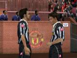 FIFA Soccer 2003 Windows Players talking to each other.