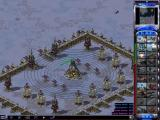 Command & Conquer: Yuri's Revenge Windows Getting ready to nuke Yuri's base